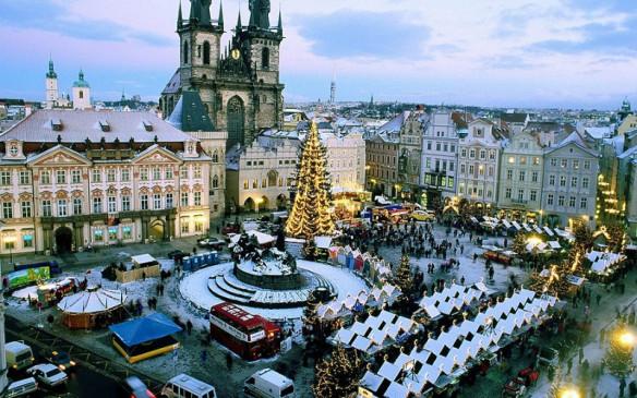 Путевки в Чехию, Прагу из Херсона, Николаева, Одессы, Киева