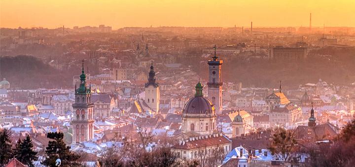 Горящие туры во Львов из Херсона, Николаева, Одессы, Киева