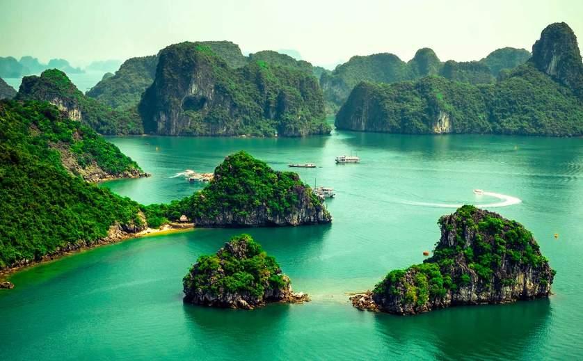 Горящие туры во Вьетнам из Херсона, Одессы, Киева